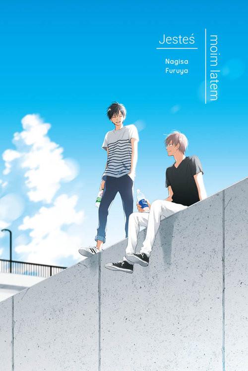 okładka Jesteś moim latemksiążka |  | Furuya Nagisa