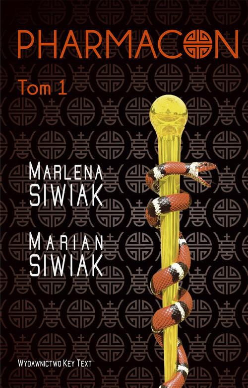 okładka Pharmacon tom 1książka |  | Marlena Siwiak, Marian Siwiak