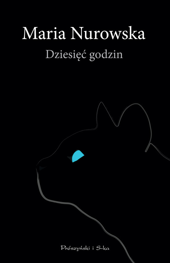 okładka Dziesięć godzinebook | epub, mobi | Maria Nurowska