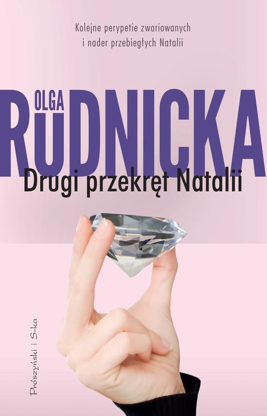 okładka Drugi przekręt Nataliiebook | epub, mobi | Olga Rudnicka