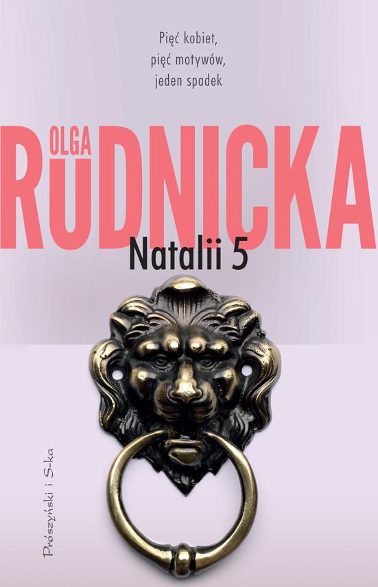 okładka Natalii 5ebook | epub, mobi | Olga Rudnicka