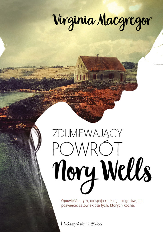 okładka Zdumiewający powrót Nory Wellsebook | epub, mobi | Virginia Macgregor