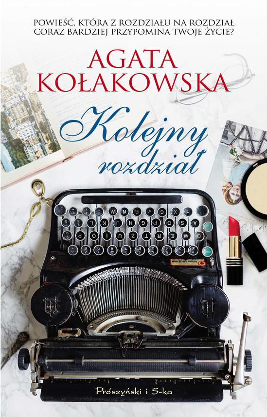 okładka Kolejny rozdziałebook | epub, mobi | Agata Kołakowska
