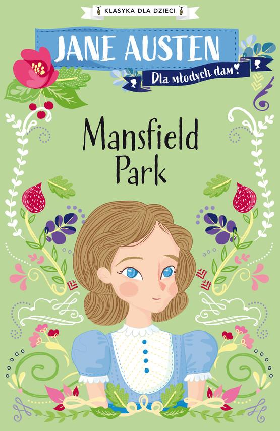 okładka Klasyka dla dzieci. Mansfield Parkebook | epub, mobi | Jane Austen
