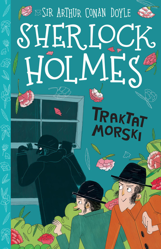 okładka Klasyka dla dzieci. Sherlock Holmes. Tom 7. Traktat morskiebook | epub, mobi | Arthur Conan Doyle
