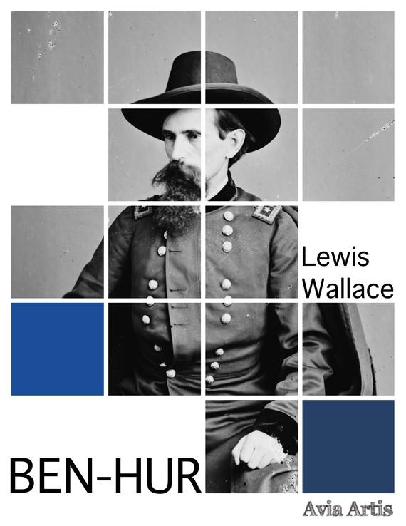 okładka Ben-Hurebook | epub, mobi | Lewis  Wallace