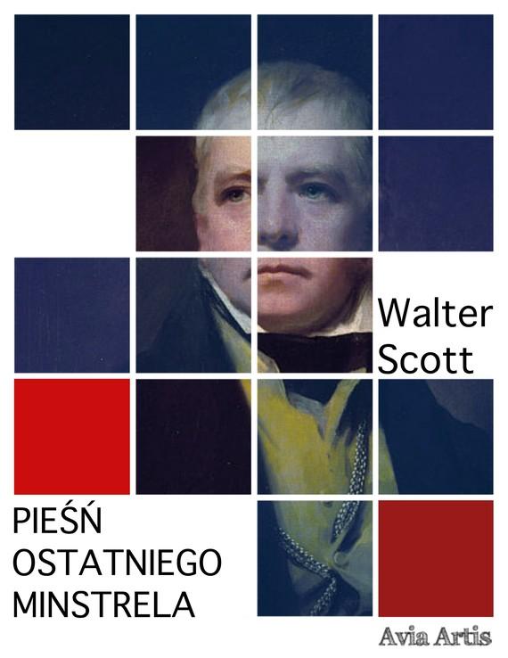 okładka Pieśń ostatniego minstrelaebook | epub, mobi | Walter Scott