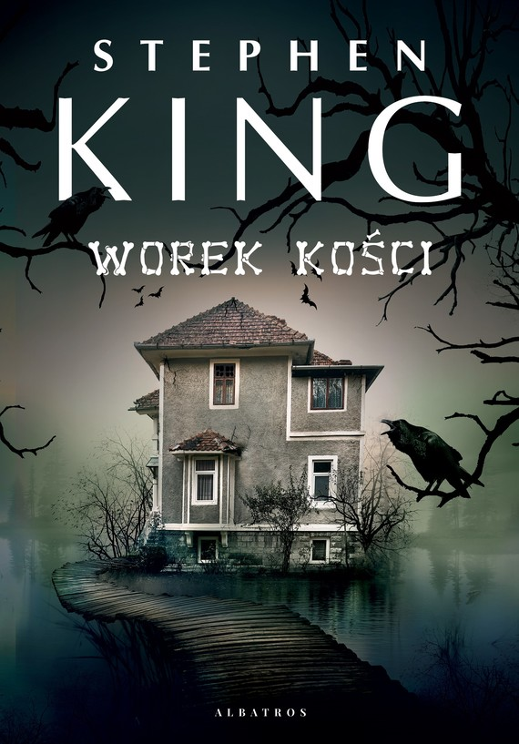 okładka WOREK KOŚCIebook | epub, mobi | Stephen King