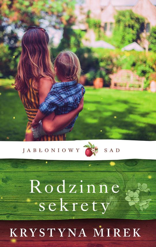 okładka Rodzinne sekretyebook | epub, mobi | Krystyna Mirek