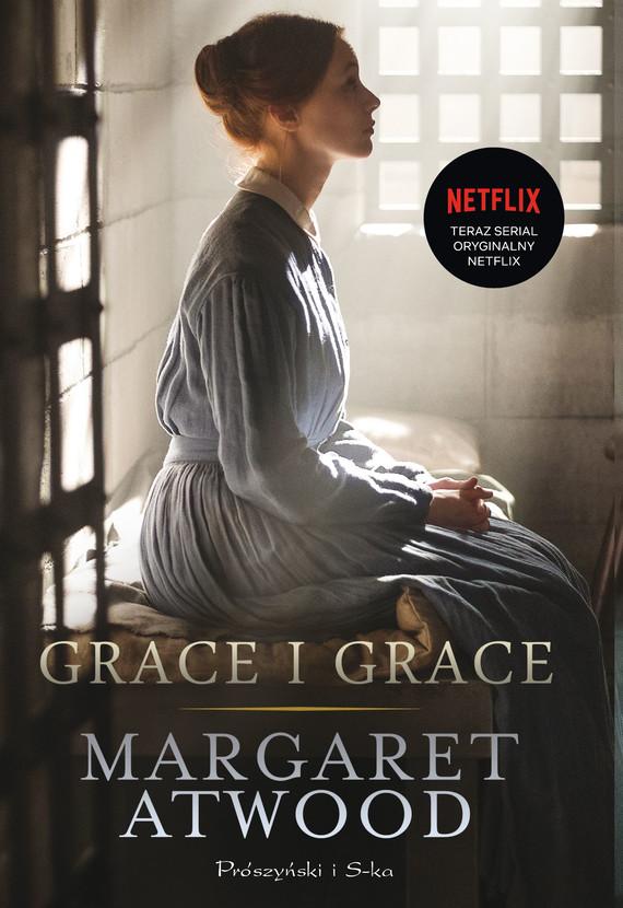 okładka Grace i Graceebook | epub, mobi | Margaret Atwood