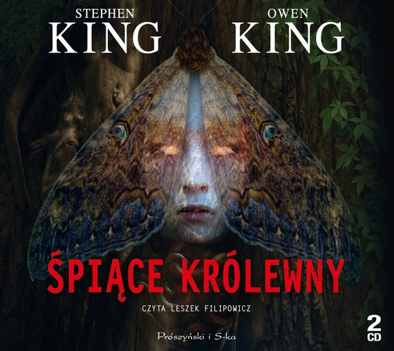 okładka Śpiące królewnyaudiobook   MP3   Stephen King, Owen King