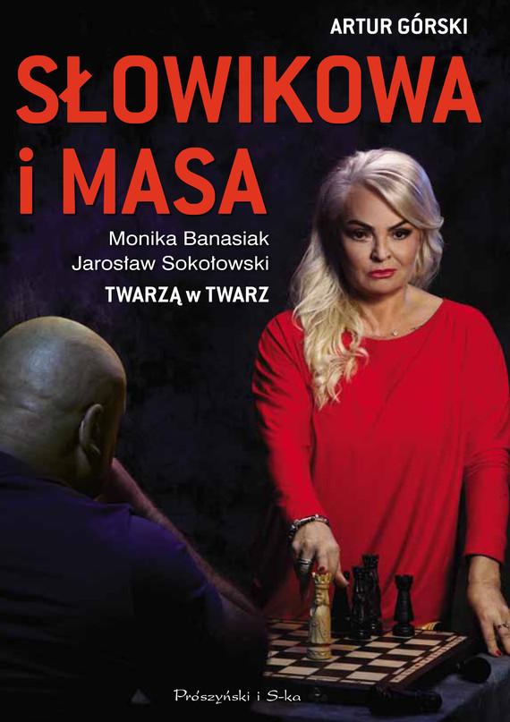 okładka Słowikowa i Masaebook | epub, mobi | Artur Górski