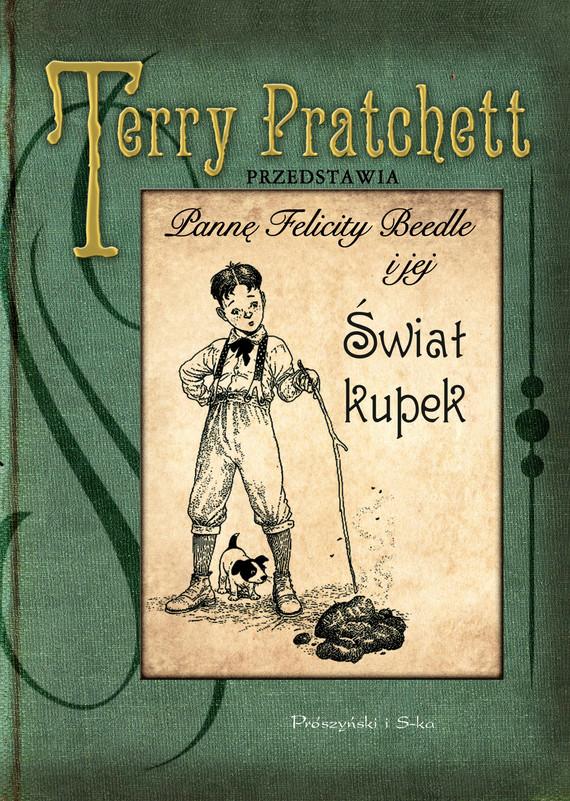 okładka Świat kupekebook | epub, mobi | Terry Pratchett