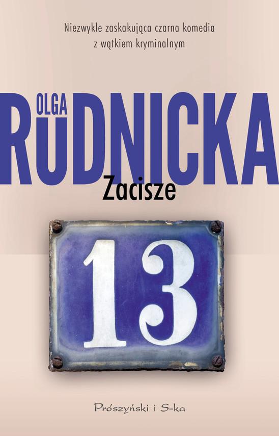 okładka Zacisze 13ebook | epub, mobi | Olga Rudnicka