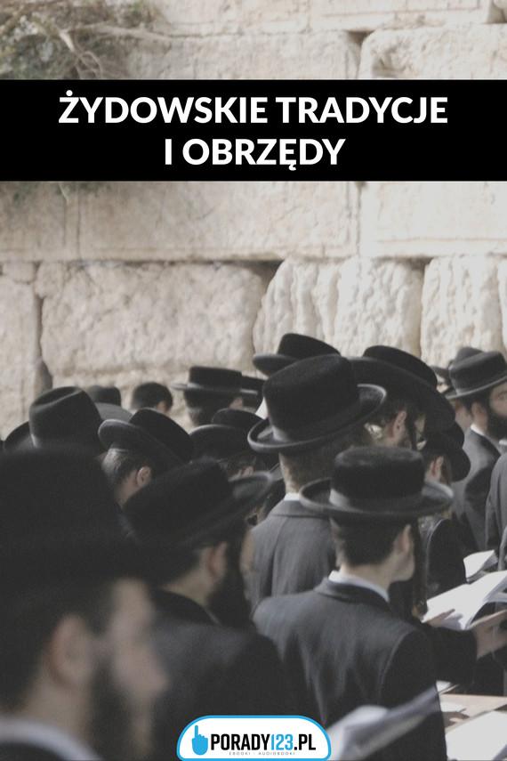 okładka Żydowskie obrzędy i tradycje – głównie weselneebook | epub, mobi | Porady123