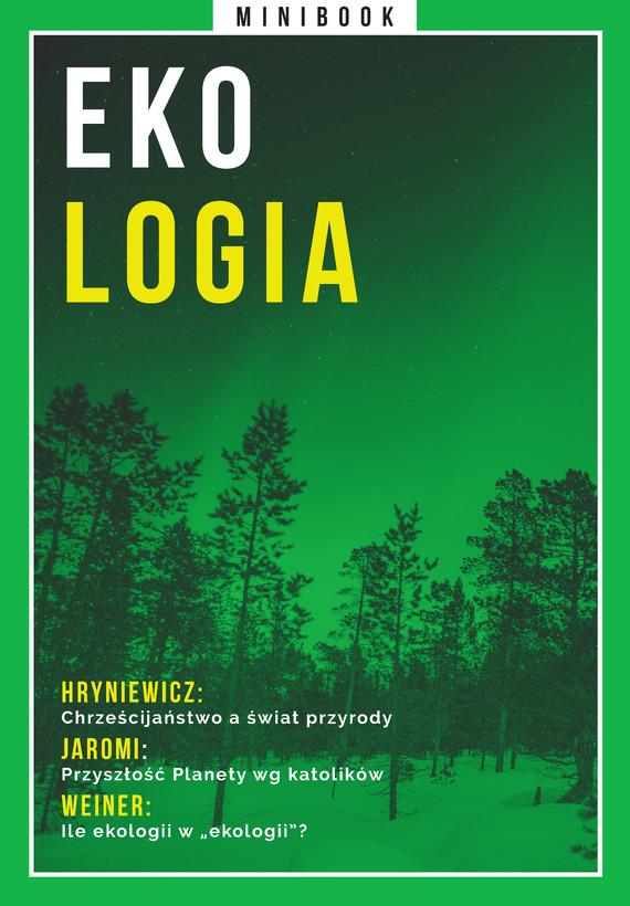 okładka Ekologiaebook   epub, mobi   autor zbiorowy