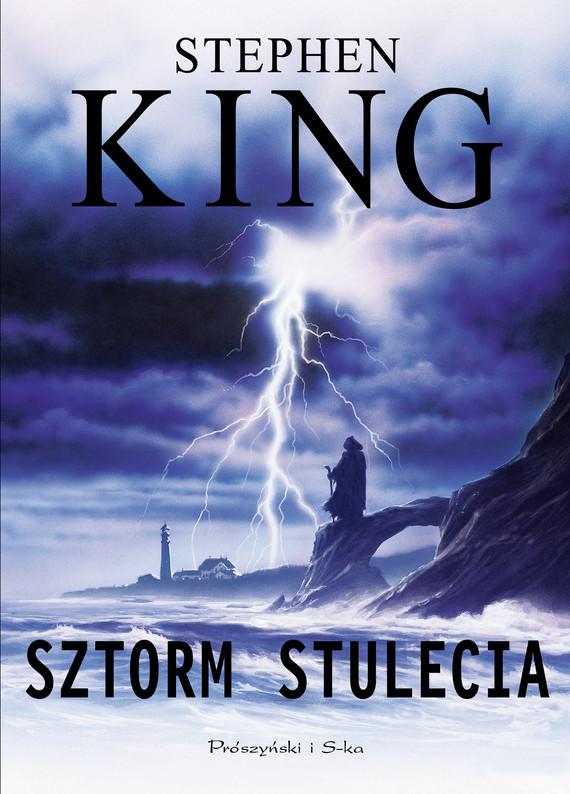okładka Sztorm stuleciaebook | epub, mobi | Stephen King