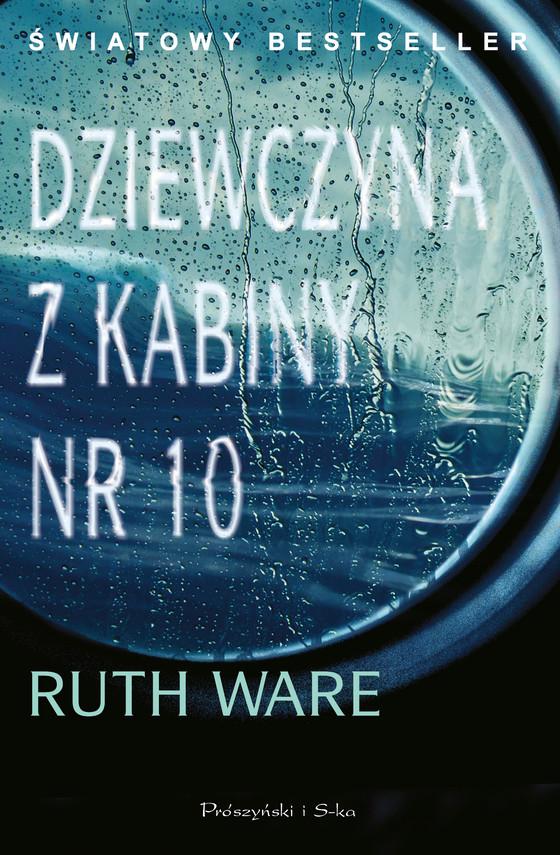 okładka Dziewczyna z kabiny numer 10ebook   epub, mobi   Ruth Ware