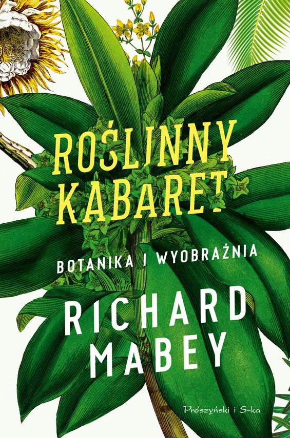 okładka Roślinny kabaretebook | epub, mobi | Richard Mabey
