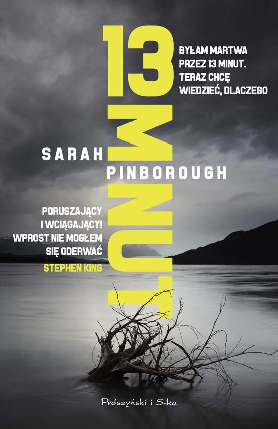 okładka 13 minutebook | epub, mobi | Sarah Pinborough