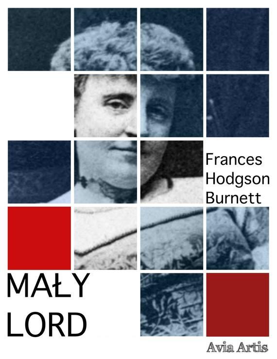 okładka Mały lordebook | epub, mobi | Frances Hodgson Burnett