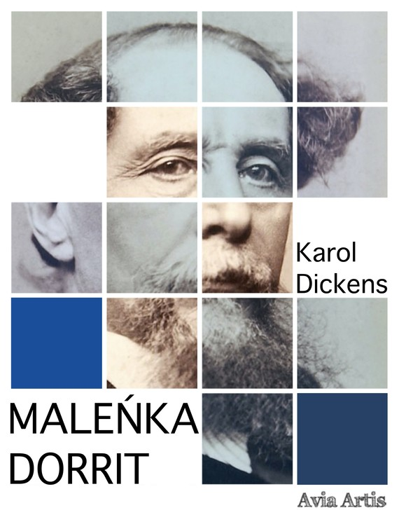 okładka Maleńka Dorritebook   epub, mobi   Karol  Dickens