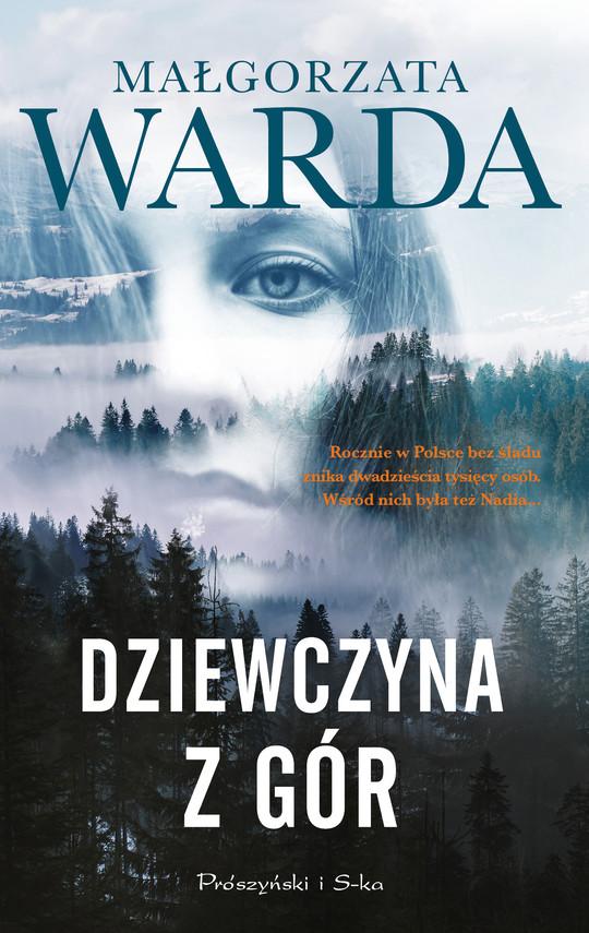 okładka Dziewczyna z górebook | epub, mobi | Małgorzata Warda
