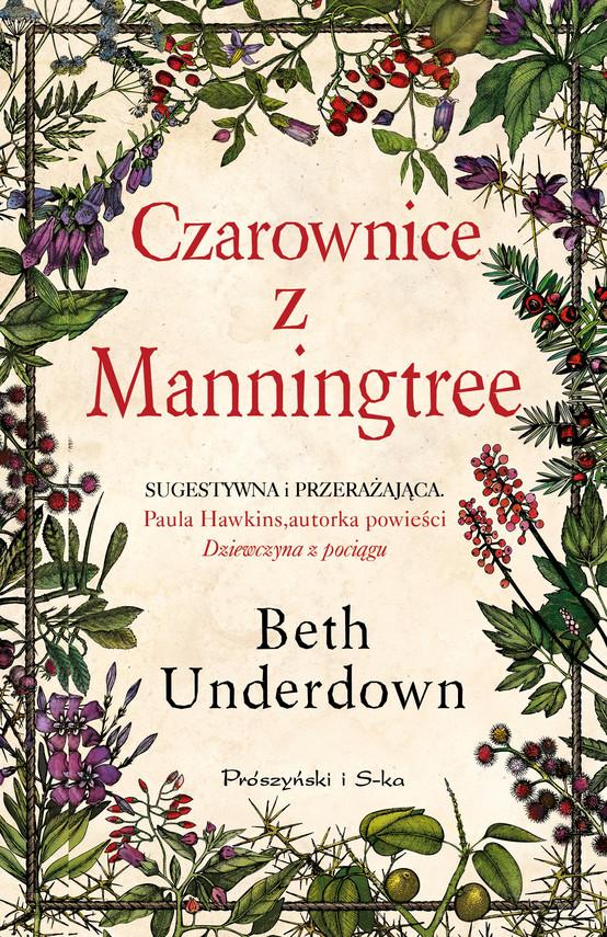 okładka Czarownice z Manningtreeebook | epub, mobi | Beth Underdown