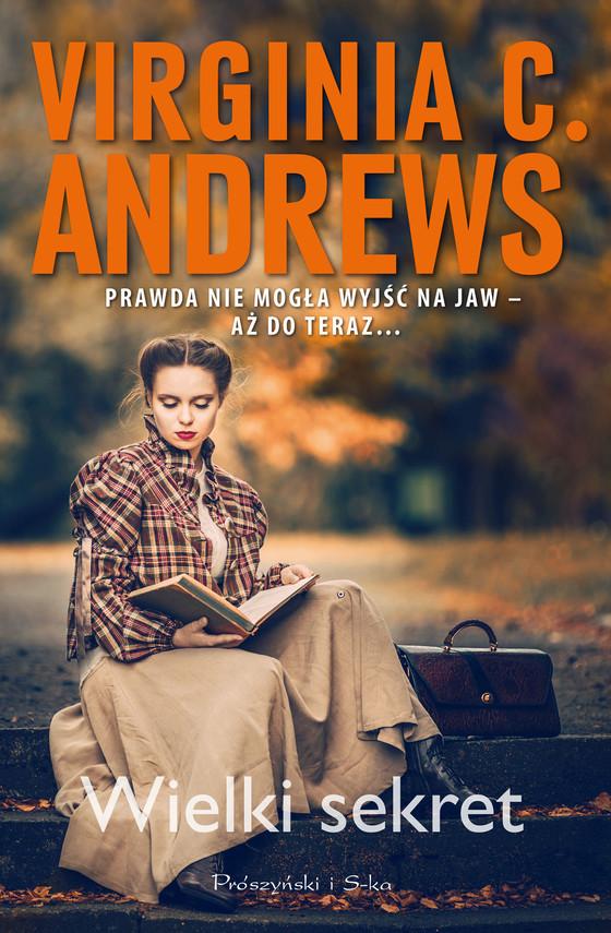 okładka Wielki sekretebook   epub, mobi   Virginia C.Andrews