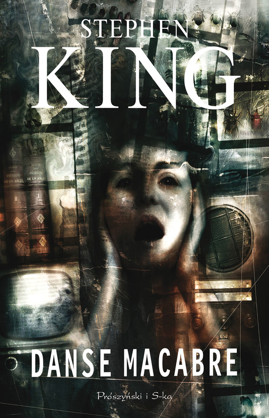 okładka Danse Macabreebook | epub, mobi | Stephen King