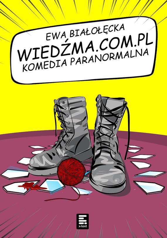 okładka Wiedźma.com.plebook | epub, mobi | Ewa Białołęcka