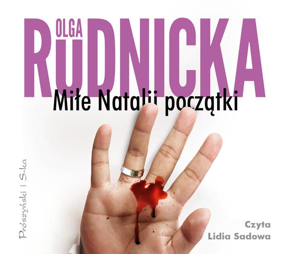 okładka Miłe Natalii początkiaudiobook | MP3 | Olga Rudnicka