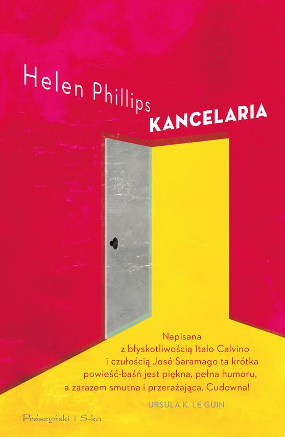 okładka Kancelariaebook   epub, mobi   Helen Phillips