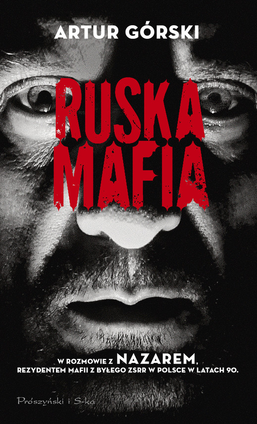 okładka Ruska mafiaebook | epub, mobi | Artur Górski