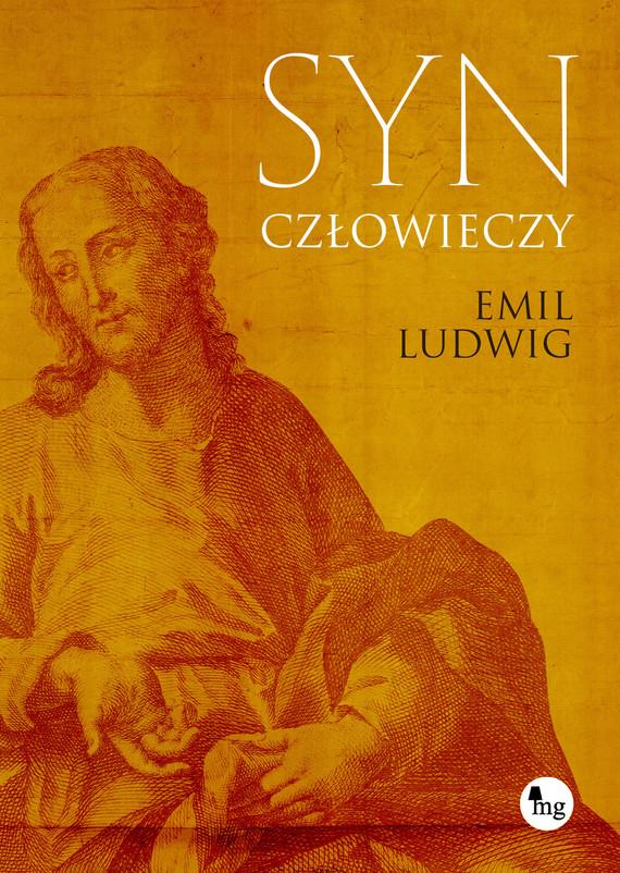 okładka Syn człowieczyebook | epub, mobi | Ludwig Emil