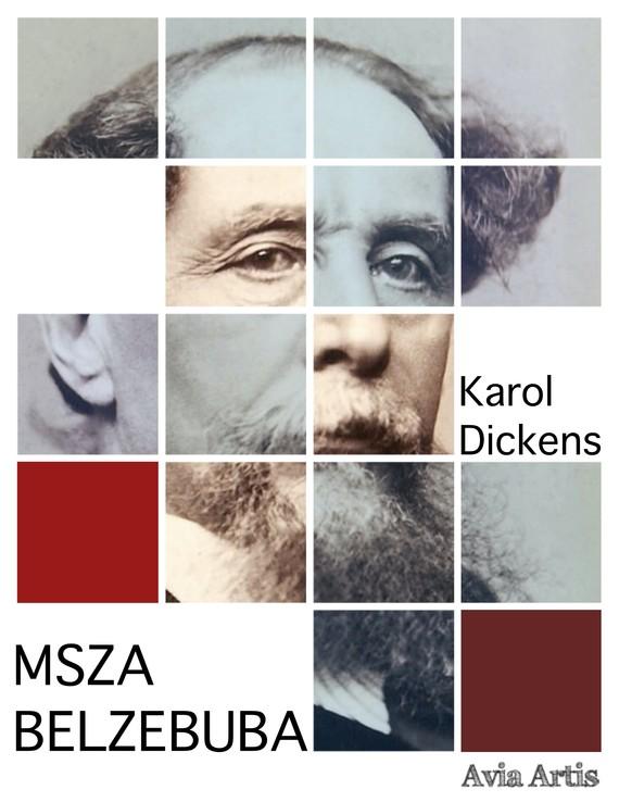 okładka Msza Belzebubaebook | epub, mobi | Karol  Dickens