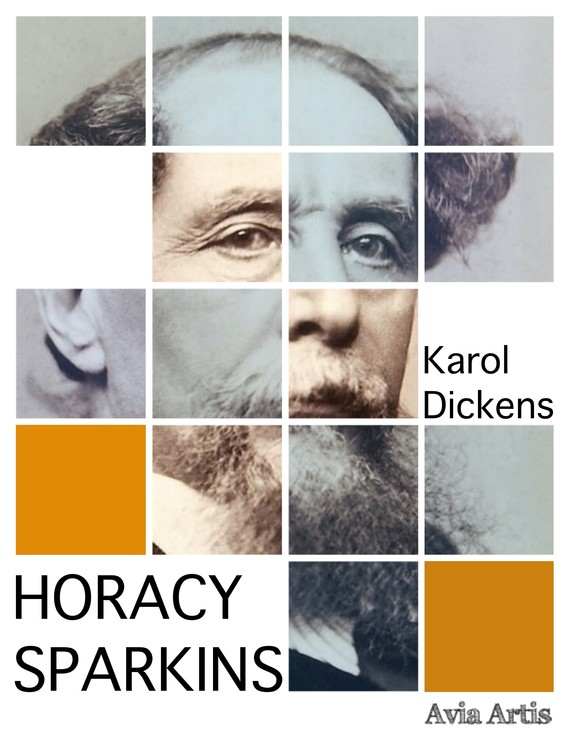 okładka Horacy Sparkinsebook | epub, mobi | Karol  Dickens
