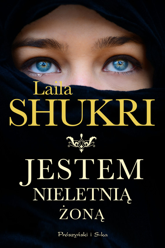 okładka Jestem nieletnią żonąebook   epub, mobi   Laila Shukri