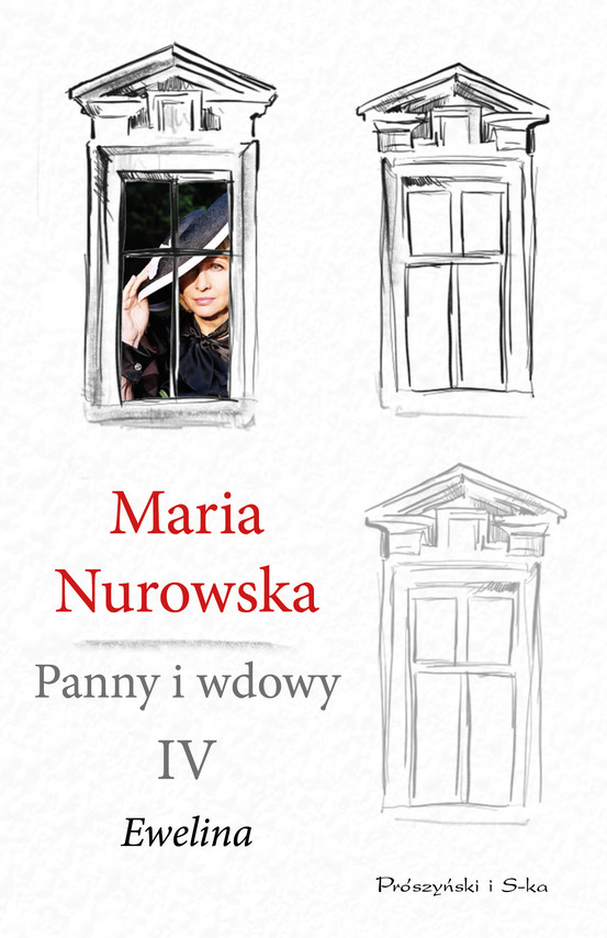 okładka Panny i wdowy. Tom 4. Ewelinaebook   epub, mobi   Maria Nurowska