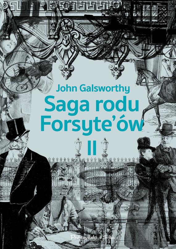 okładka Saga rodu Forsyte`ów.Tom 2ebook | epub, mobi | John Galsworthy