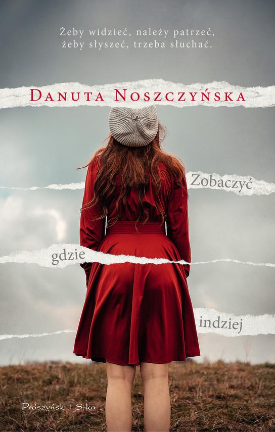 okładka Zobaczyć gdzie indziejebook | epub, mobi | Danuta Noszczyńska