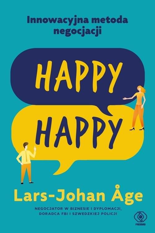 okładka Happy-happyksiążka |  | Lars-Johan Age