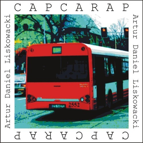 okładka Capcarapksiążka |  | Artur Daniel  Liskowacki