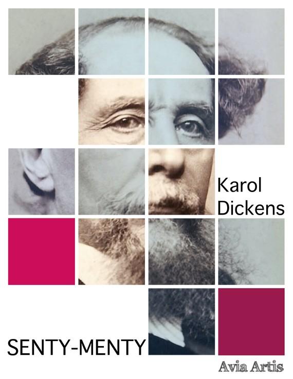 okładka Senty-mentyebook | epub, mobi | Karol  Dickens