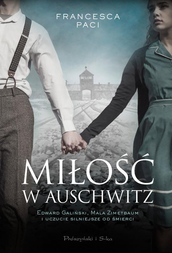 okładka Miłość w Auschwitzebook | epub, mobi | Paci Francesca