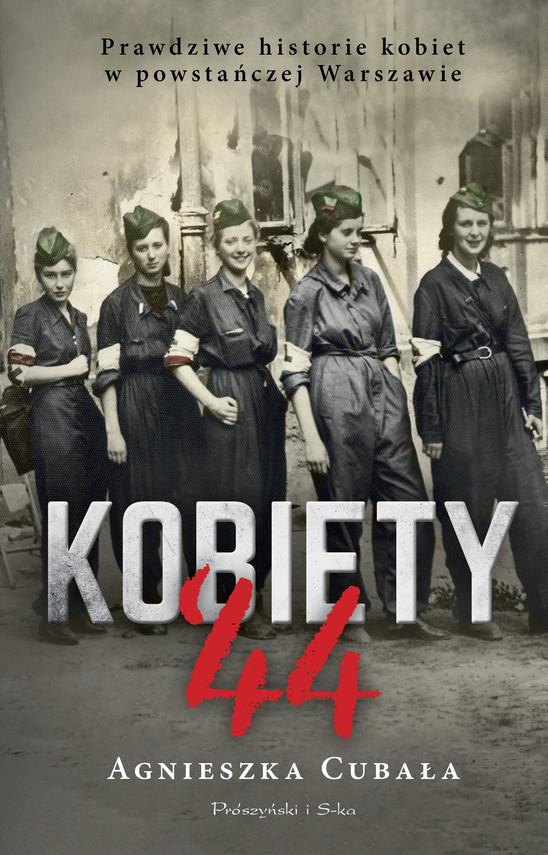 okładka Kobiety`44ebook   epub, mobi   Agnieszka Cubała