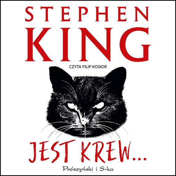 okładka Jest krew…audiobook | MP3 | Stephen King