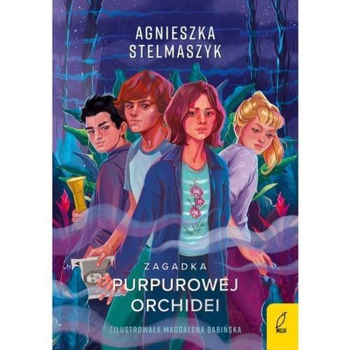 okładka Klub Przyrodnika Tom 1 Zagadka purpurowej orchideiksiążka |  | Agnieszka Stelmaszyk