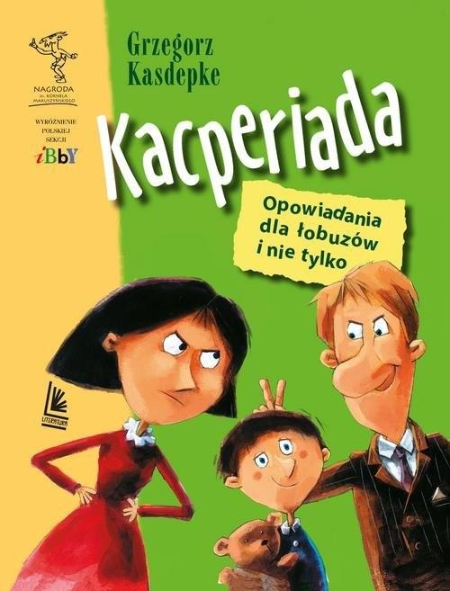 okładka Kacperiadaksiążka |  | Grzegorz Kasdepke