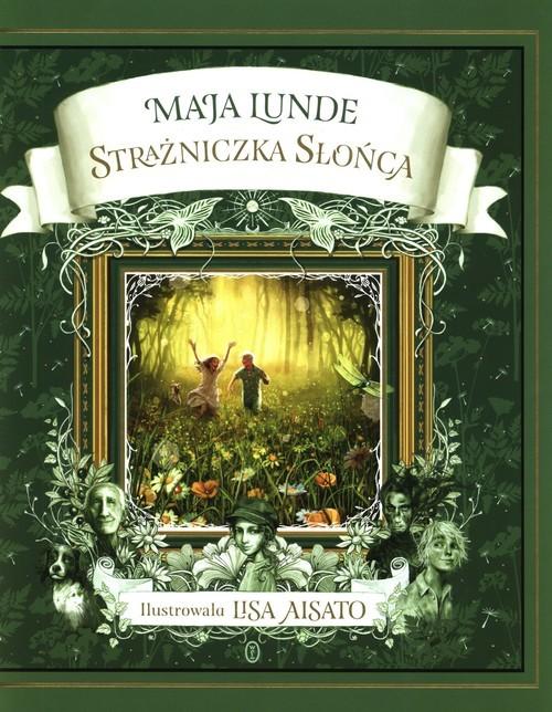 okładka Strażniczka Słońcaksiążka |  | Maja Lunde